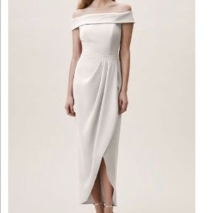 BHLDN Thompson Dress in Ivory